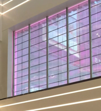 Glass Curtain Wall LED Display Screen